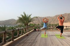 Visit Six Senses spa hotel in Oman for an exhilarating treatment set against the beauty of Zighy Bay. Enjoy a blissful massage or holistic treatment. Air Yoga, Senses Spa, Yoga Images, Spa Breaks, Travel Workout, Spa Massage, Luxury Spa, Destin Beach, Luxury Holidays