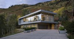 Scholl Residence, Aspen, United States  A project by: Studio B Architecture Interiors