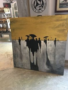 What is Your Painting Style? How do you find your own painting style? What is your painting style? Abstract Canvas, Canvas Art, Acrylic Art, Acrylic Paintings, Art Paintings, Abstract Landscape, Painting Inspiration, Painting & Drawing, Time Painting