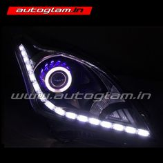 Maruti Suzuki Baleno Projector Headlight is an incomparable product to any other headlights. Hidden Projector, Projector Lens, Projector Headlights, Custom Headlights, Installation Manual, Car Accessories, Luxury Cars, Wooden Crates, Bmw Logo