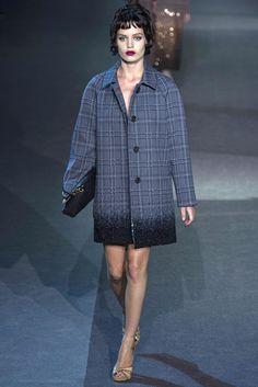 Louis Vuitton Fall 2013 Ready-to-Wear Fashion Show - Georgia May Jagger