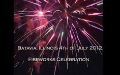 The Batavia Illinois 2012 Fireworks Celebration as seen through the lens of David L. Pedersen. Set to the music of Beethoven's Symphony No. 5 In C Minor, Op.67, IV. Finale: Allegro. Enjoy.