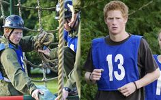 24 September 2004: Prince Harry takes part in a command task exercise held over four days at Sandhurst. Clarence House confirmed that the Prince passed the Board and was selected for officer training at the Royal Military Academy at Sandhurst.