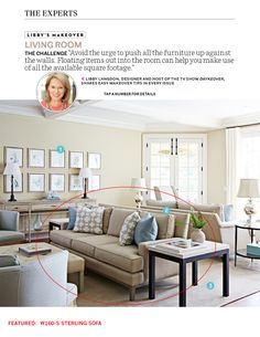 Exceptionnel Vanguard Furniture Featured In The News: House Beautiful