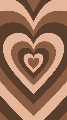 Whats Wallpaper, Hippie Wallpaper, Brown Wallpaper, Heart Wallpaper, Iphone Background Wallpaper, Screen Wallpaper, Cool Wallpaper, Cute Patterns Wallpaper, Aesthetic Pastel Wallpaper
