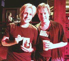 Matthew and Gunnar