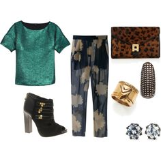 """""""Emerald City."""" by jekneefah86 on Polyvore"""