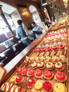 Laduree Paris, la mejor pasteleria del mundo!