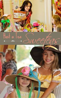Host A Tea — Sweeteas www.thesweeteas.com