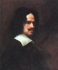 Diego Velazquez - Self-Portrait (oil on canvas, 1643)