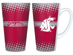 Washington State Latte Mug