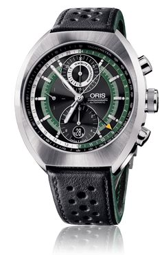 Oris Watch Oris Chronoris Grand Prix Limited Edition made of Steel for Men - Collection Oris Chronoris Reference : 01 677 7619 Oris Swiss Watchmakers Pilots Divers Racing watches Amazing Watches, Cool Watches, Watches For Men, Men's Watches, Retro Watches, Oris Aquis, Watch Companies, Automatic Watch, Perfect Man