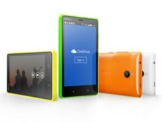 Here comes Microsoft's first Android handset, the Nokia X2