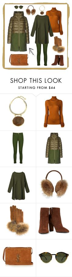 N° 10 | Featured Piece: PUFFER JACKET by #yellowyippie on Polyvore featuring Mode, Ben-Amun, MARIOS, Boohoo, Herno, Bogner, FRR, Giuseppe Zanotti, Yves Saint Laurent und Tom Ford #yellowyippie #ootd  #getthelook  #polyvore  #fashion #featuredpiece #chic  #green #brown #weekendchic  #puffers