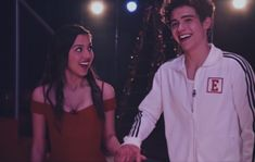 Best Tv Couples, Movie Couples, Best Couple, I Want, High School Musical Cast, Sofia Wylie, Anne With An E, Couple Aesthetic, Attractive People