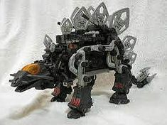 Total flashback moment... pretty sure this was the Zoid Topher had... 86, 88 somewhere in there...