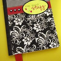 Composition Notebooks {thehybridchick.com}