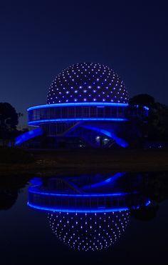 Planetarium of Buenos Aires, Buenos Aires, Argentina Tango, Palermo, Argentine Buenos Aires, South America Destinations, Argentina Travel, Foto Art, Insta Photo, Central America, Architecture