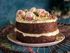 Herman se suikerbekkiekoek Hummingbird Cake, No Bake Cake, Goodies, Baking, Desserts, Recipes, Cakes, Afrikaans, Food