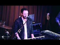 "Local Natives performing ""Heavy Feet"" Live on KCRW"