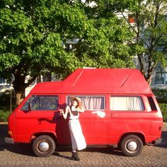 Stand by your van, Treptower #standbyyourvan #vanspotting #soloparking #vintagevw #vanagon #vangriapunch #westfalia #berlinstagram #berlinvantasy #vantasy #adventuremobile