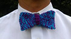 Choose your color Knitted Fashion Bowties for Him by GooberDoodles, $10.00