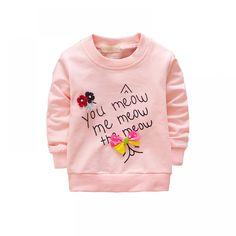 a41ead0d0 Baby Girl's Cute Cotton Sweatshirts FREE Shipping Worldwide Get it here  --->