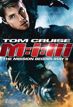 MISSION IMPOSSIBLE III: Tom Cruise, Michelle Monaghan, Ving Rhames - 2006