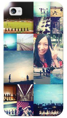 Casetagram :: Your custom iPhone case with your Instagram photos #himekyun