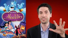Aladdin movie review please watch because any money earned will be donated to the adaa (anxiety and depression association of america)