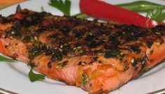 Grilled Salmon - Grilled Salmon Like A Chef