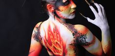 Face and Body Painting for your Event or Party