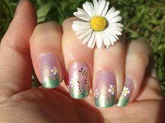 spring! by Pttcrab - Nail Art Gallery nailartgallery.nailsmag.com by Nails Magazine www.nailsmag.com #nailart #PFBeautyBuzz