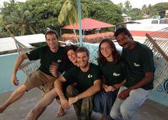 Say hello to Team GVI Kerala. Also known as team freaking awesome.