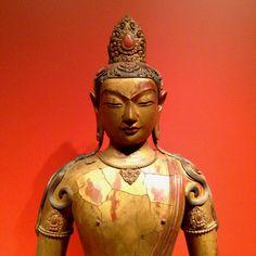 The Buddha Amitayus--  SF Museum of Asian Art