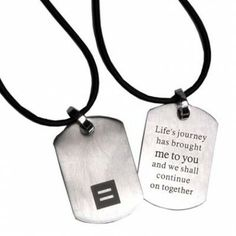 Journey Pendant. 100% of every purchase  goes to HRC's fight for lesbian, gay, bisexual and transgender equality. $19.00