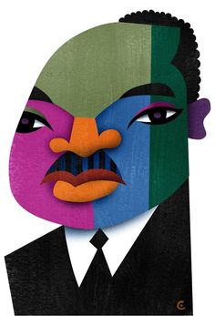 David Cowles ~ Martin Luther King, Jr.