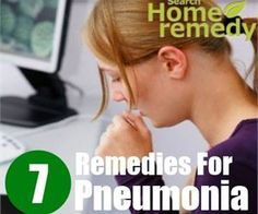7 Herbal Remedies For Pneumonia - Natural Herbs For Pneumonia Treatment | Search Home Remedy