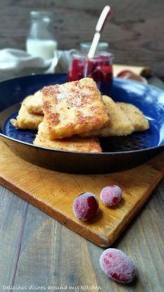 Hallo Ihr Lieben, heute habe ich für Euch eine meiner Lieblings- Süßspeisen die ich schon aus meiner Kindheit kenne mitgebracht, knusprig gebratene Grießschnitte! Das Rezept stammt aus einem Koch- ...