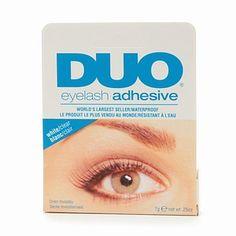 The only eyelash glue I will use.