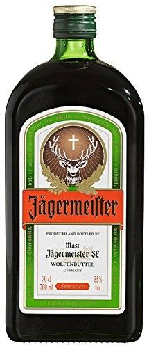 LOWEST EVER PRICE DROP Jagermeister Herb Liqueurs 70cl NOW £15