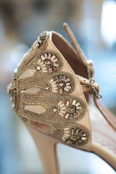 Emmy Wedding Shoes. Photography by www.naomikenton.com