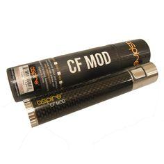 Aspire CF mod disponible en www.vapor-madrid.es
