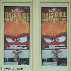 HKDL Times Guide - Anger (Inside Out)