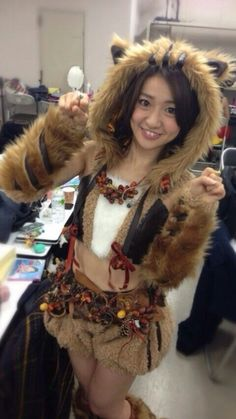 Yuko Oshima #AKB48