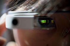 QRコードで「Google Glass」にハッキング