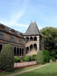 Chateau Chateaubriant - Brittany
