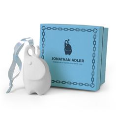 My elephant is back in stock!!! So buying it this year :-) @Sherry @ Young House Love lots of pretty ceramic animals!