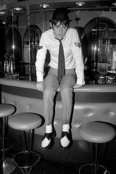 Paul Weller 1977-78 by Sheila Rock