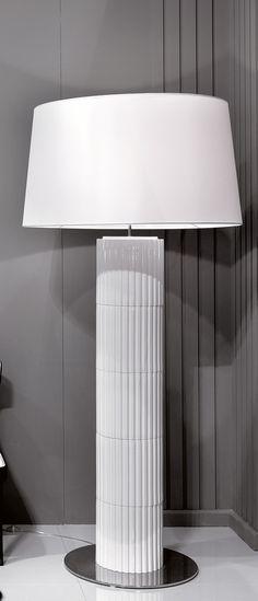 Gorgeous Modern Tall Floor Lamps In Natuzzi Breathtaking